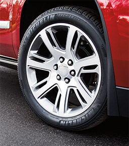 Shop for MICHELIN tires at Reed-Faris Tire Company Inc.