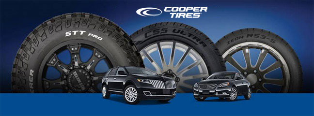 Cooper Tires for sale Central Valley, California