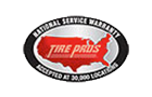 Tire Pros National Service Warranty