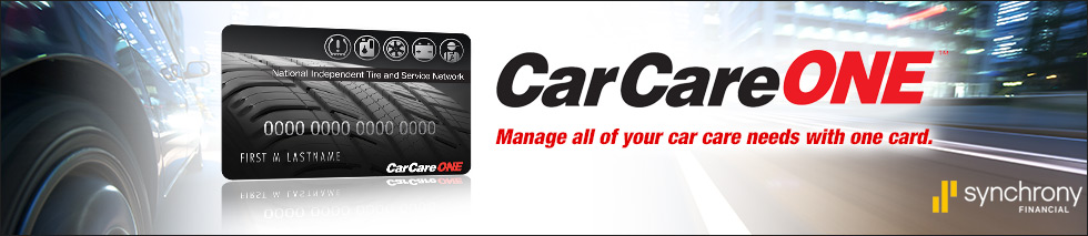 CarcareONE in Russellville, AR
