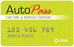 Auto Pass Financing from CFNA