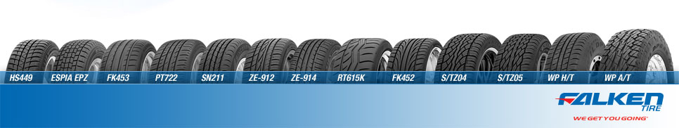 Falken Tires in Milton, ON