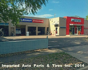 History of Imported Auto Parts Tires Inc in Boulder, CO