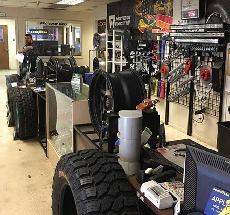 About Superior Wholesale Tire in Glendale