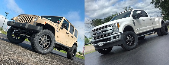 Lift Kits in Tomball, TX