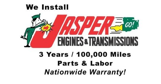 JASPER Engines & Transmissions in Ashland, VA