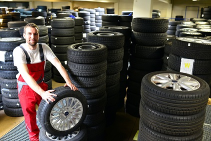Tires in Beltsville MD at Auto Express Service Centers