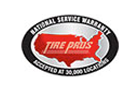 Melvin's Tire Pros National Service Warranty
