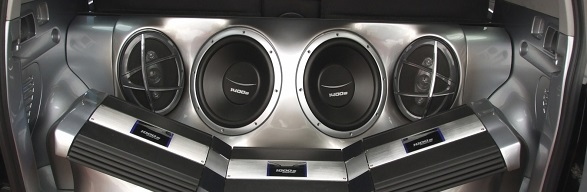 Car Audio & Video in Weston, FL