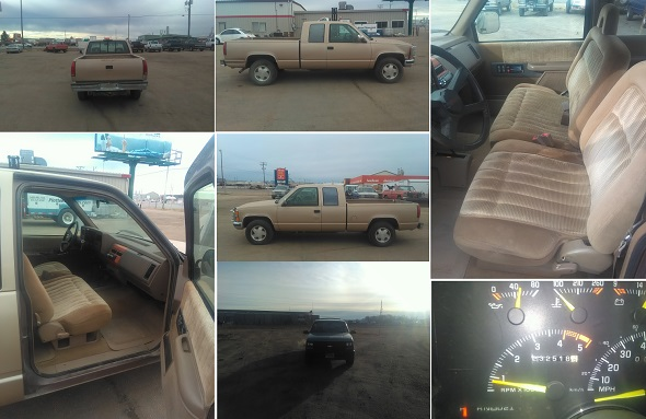 Pre-Owned 1994 Chevy truck for Sale in Sterling, CO