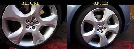 Wheel Repairs in Corona, CA
