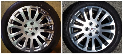 Wheel Refinishing in Corona, CA