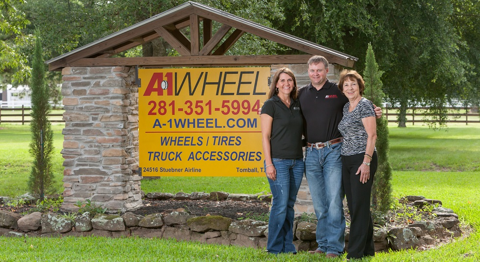 About A-1 Wheel, Inc. in Tomball, TX