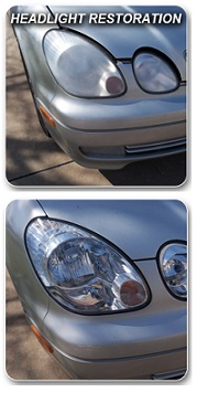 Headlight Restoration in Albuquerque, NM