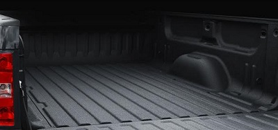 American Power bed liner installed on truck