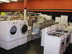 Home Appliances in Caldwell TX