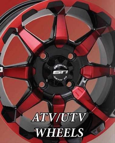 ATV & UTV Wheels & Accessories in Houston, TX