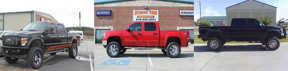 Lift & Lowering  Kits in Warner Robins, GA