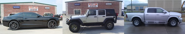 Lift & Lowering  Kits in Byron, GA