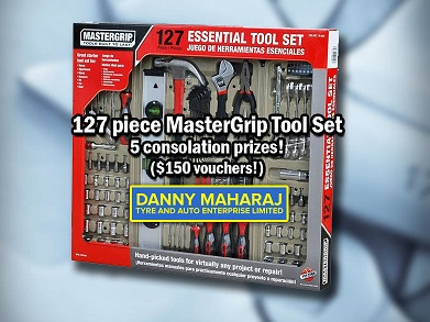 MasterGrip Tool Set in San Fernando