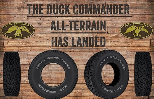 Duck Commander Tires in Titusville, PA