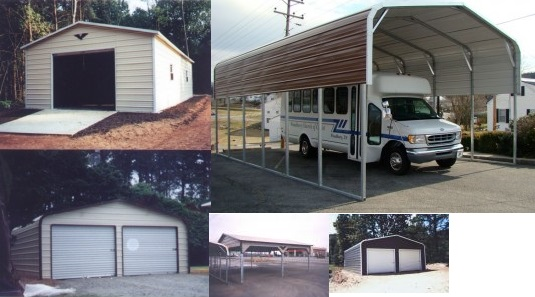 Carports & Portable Buildings in Langley, OK