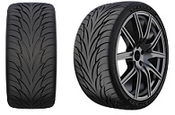 Federal Racing Tires SS595