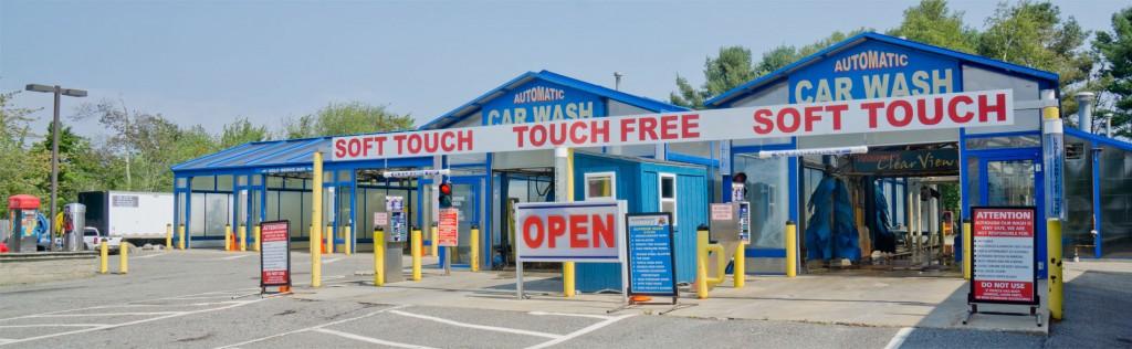 Car Wash Ellsworth, ME | Harmon's Tire & Service Center