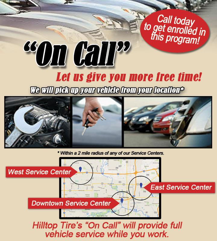 Vehicle Pickup & Delivery in Des Moines
