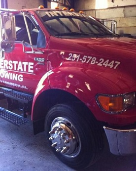 24-Hour Towing & Roadside Service in Evergreen, AL