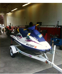 Jet Ski Repair in Bellevue, WA