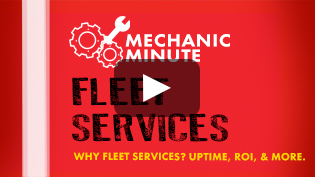 Mechanic Minute Fleet Service