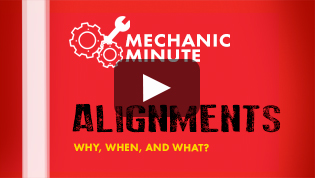 Mechanic Minute Wheel Alignments