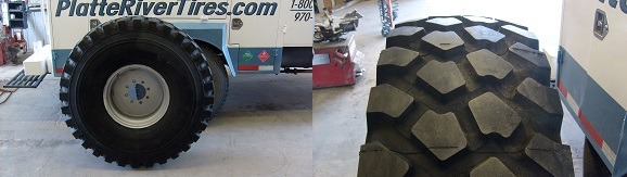 Used Michelin & Goodyear Farm Tires in Sterling, CO