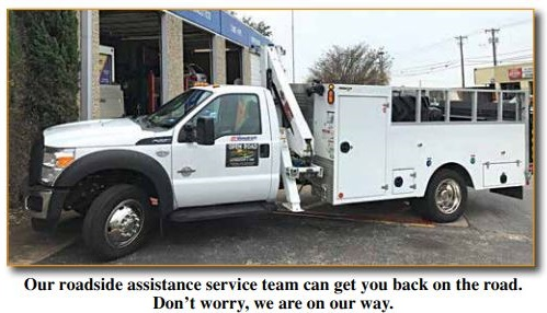 24-Hour Commercial Tire Service in Round Rock, TX
