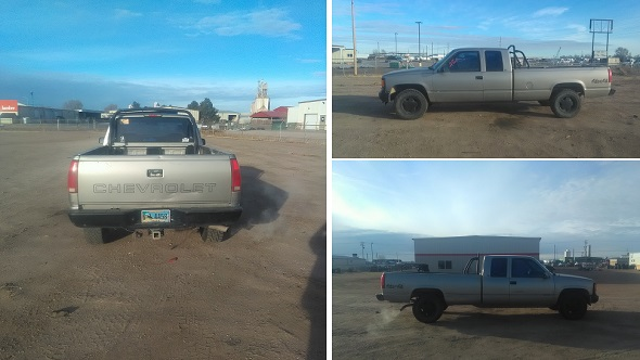 Pre-Owned 1998 Chevy truck for Sale in Sterling, CO