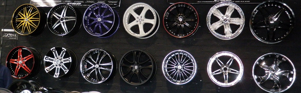 Wheel Brands in Inglewood