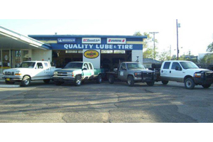 Quality Lube & Tires near Santa Rosa, NM