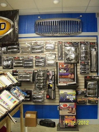 About Street Legal Auto & Truck Accessories in Clarksville, TN