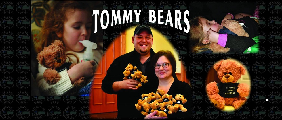 Tommy Bears in Bluffton, OH
