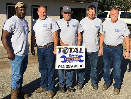 Total Tire Staff