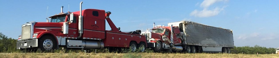 24-Hour Towing in Ozona, TX