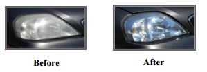 Headlights Restoration in Longwood, FL