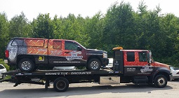 24 Hour Towing in Gravenhurst, ON