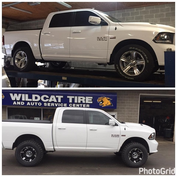 Lift Kits in Hagerhill, KY