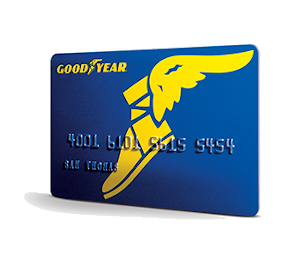 Goodyear Credit Card in Westchase District of Houston