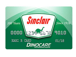 Sinclair Credit Card in Groton, SD