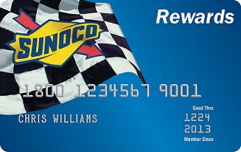 Sunoco Credit Card