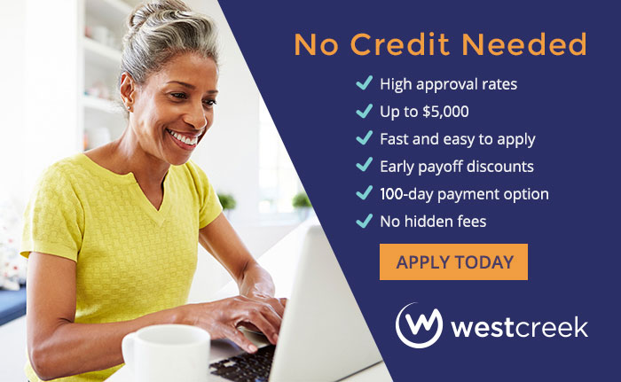 WestCreek Financing in Augusta, GA