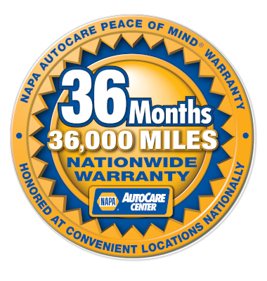36/36 Warranty in Grand Rapids, MI